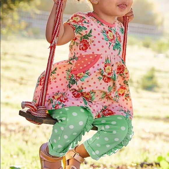 Matilda Jane too sweet dress and pant set